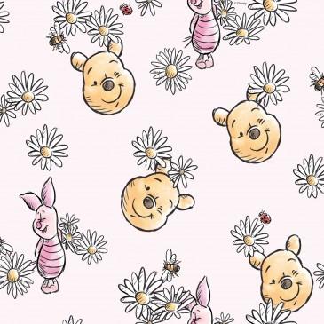 Disney Winnie the Pooh Stof DAISY.331.140