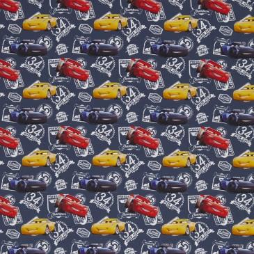 Cars Disney Stof DUNLIN.420