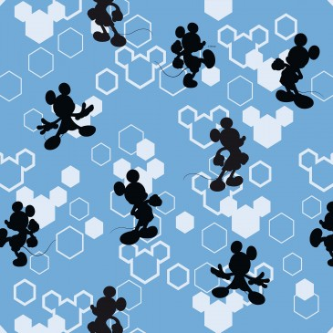 Disney Mickey Mouse Stof EPIC.400.140