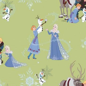 Disney Frozen Stof FENYA.45.140