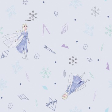 Disney Frozen Stof FLAKE.340.140