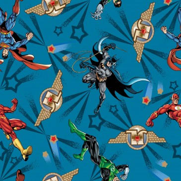 Batman DC Comics Superman Warner Bros Stof FREDDO.400.140