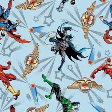 Batman DC Comics Superman Warner Bros Stof FREDDO.380.140