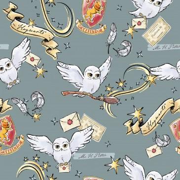 Harry Potter Warner Bros Stof HEDWIG.550.140