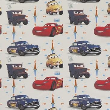 Cars Disney Stof HORNET.11.140