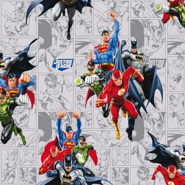 DC Comics Superman Warner Bros Stof KOMIK.530.140