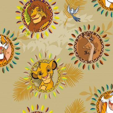 Stof LION.130.140