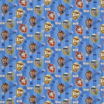 Nickelodeon Paw Patrol Stof MASCOTTE.400.140