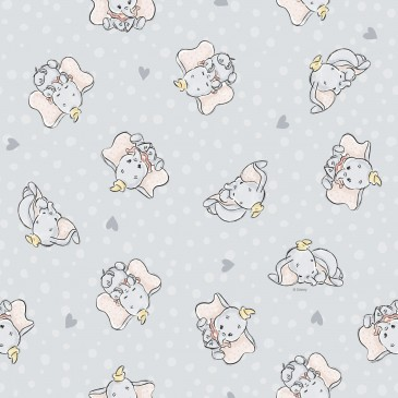 Disney Dumbo Stof MIMPI.540.140