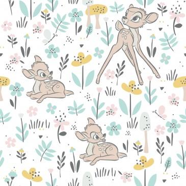 Bambi Disney Stof PRECIOUS.100.140
