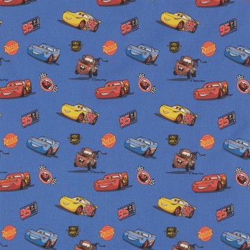 Cars Disney Stof RAMIREZ.40.140