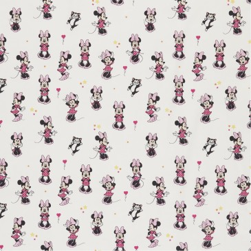 Disney Minnie Mouse Stof SMILE.100.140