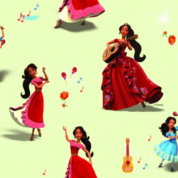 Disney Elena of Avalor Stof SONIDO.11.140