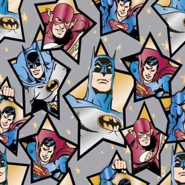 DC Comics Superman Warner Bros Stof STARHERO.550.140