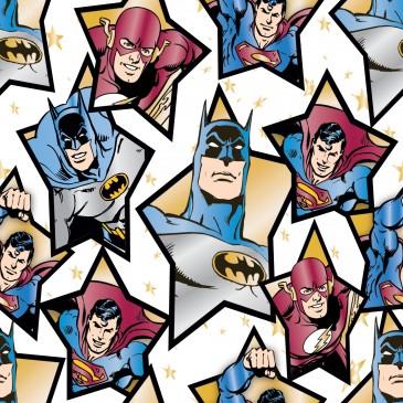DC Comics Superman Warner Bros Stof STARHERO.100.140