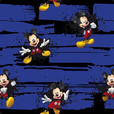 Disney Mickey Mouse Stof SWAGGY.400.140