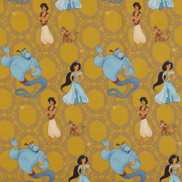 Aladdin Disney Stof WISH.219.140
