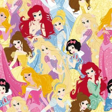 Disney Princess Stof ZARIA.990.140